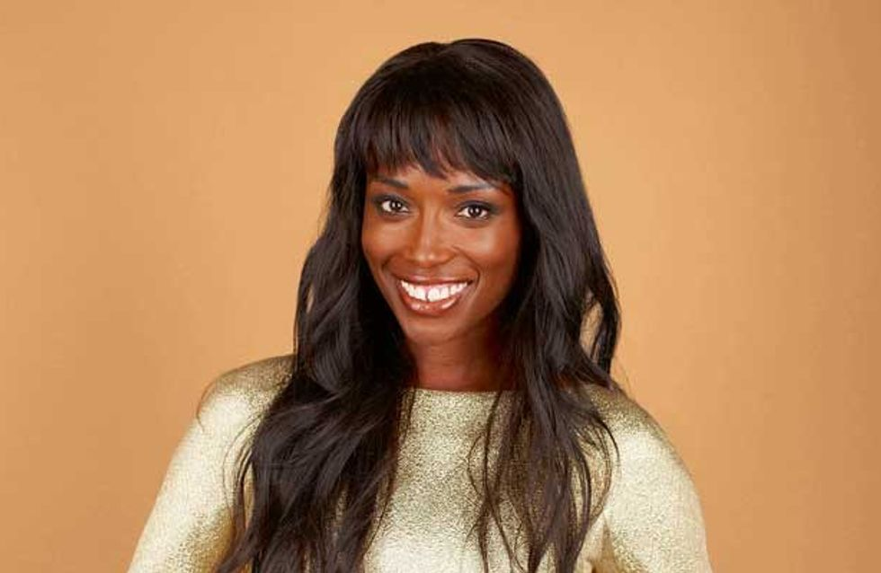 "TV chef Lorraine Pascale told to ""stick to modelling!"""
