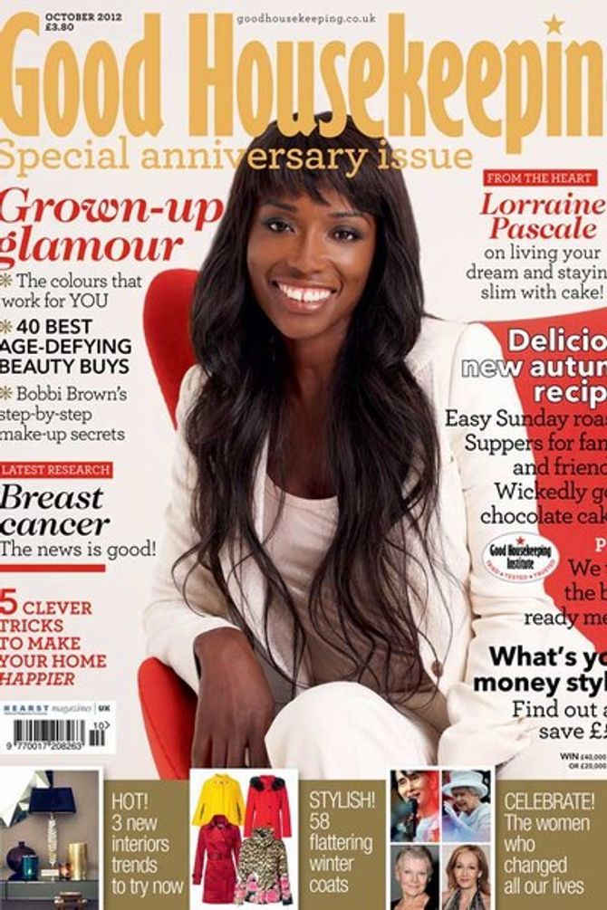 """TV chef Lorraine Pascale told to """"stick to modelling!"""""""