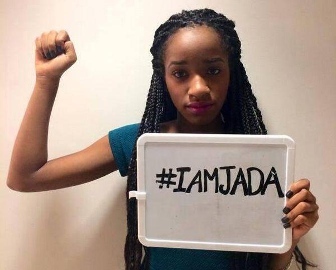 A^rès avoir été humiliée et violée, Jada contre-attaque