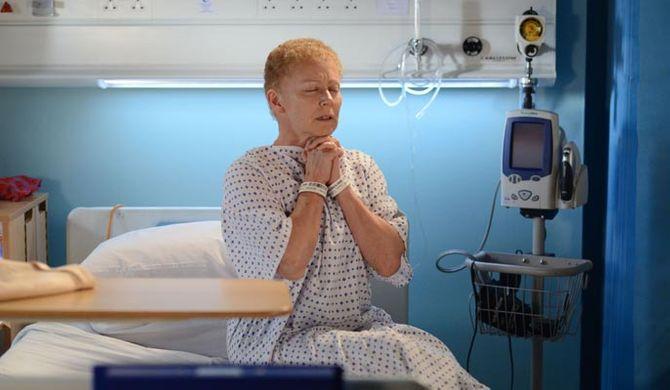 Carol goes to the hospital