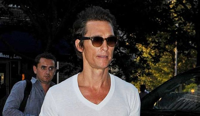 Matthew McConaughey's shocking weight loss from extreme diet
