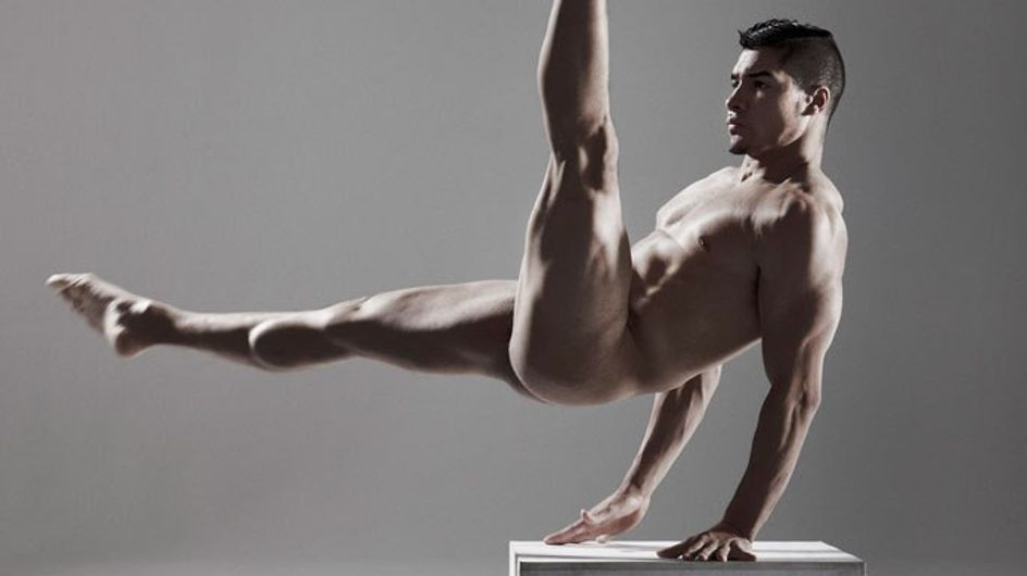 NUDE PHOTO: Naked Louis Smith compares winning to sex
