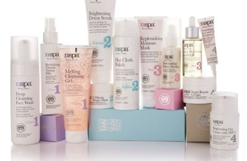 Beauty buy: NSPA beauty collection