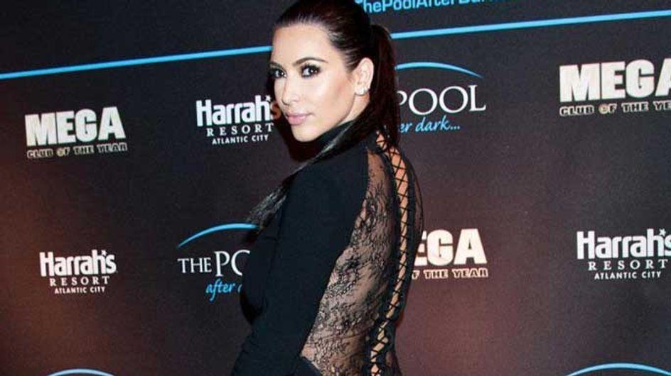 "Celebrity weight gain: Kim Kardashian ""puts on two stone"""