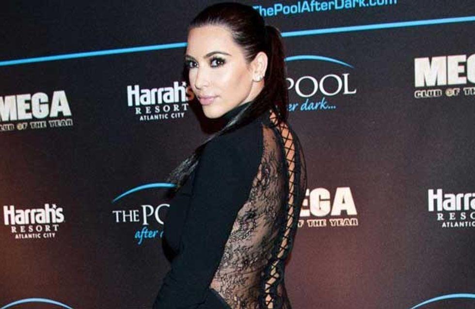 Celebrity weight gain: Kim Kardashian puts on two stone