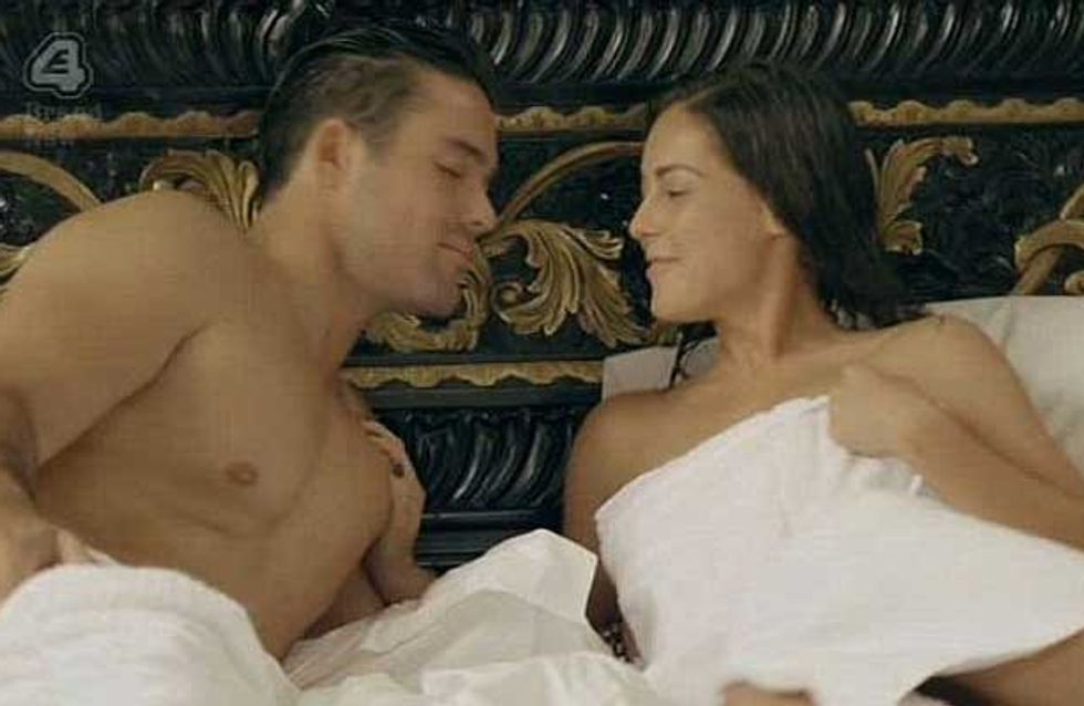 MIC fans outraged by Spencer and Louise's steamy shower scene