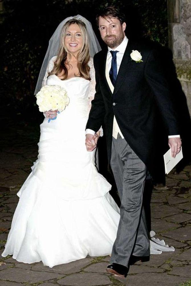 Peep Show comedian David Mitchell weds Victoria Coren