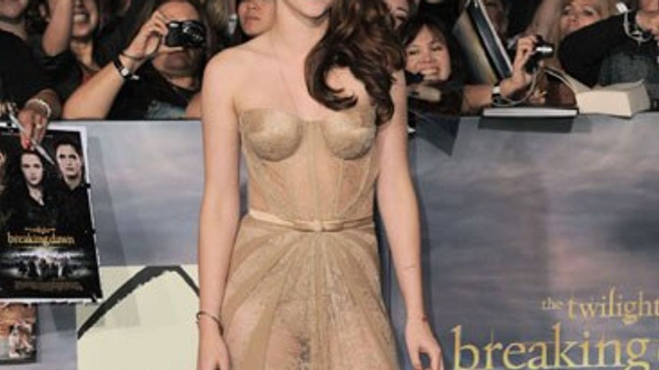 Kristen Stewart fashion: Stylist begs actress to wear heels