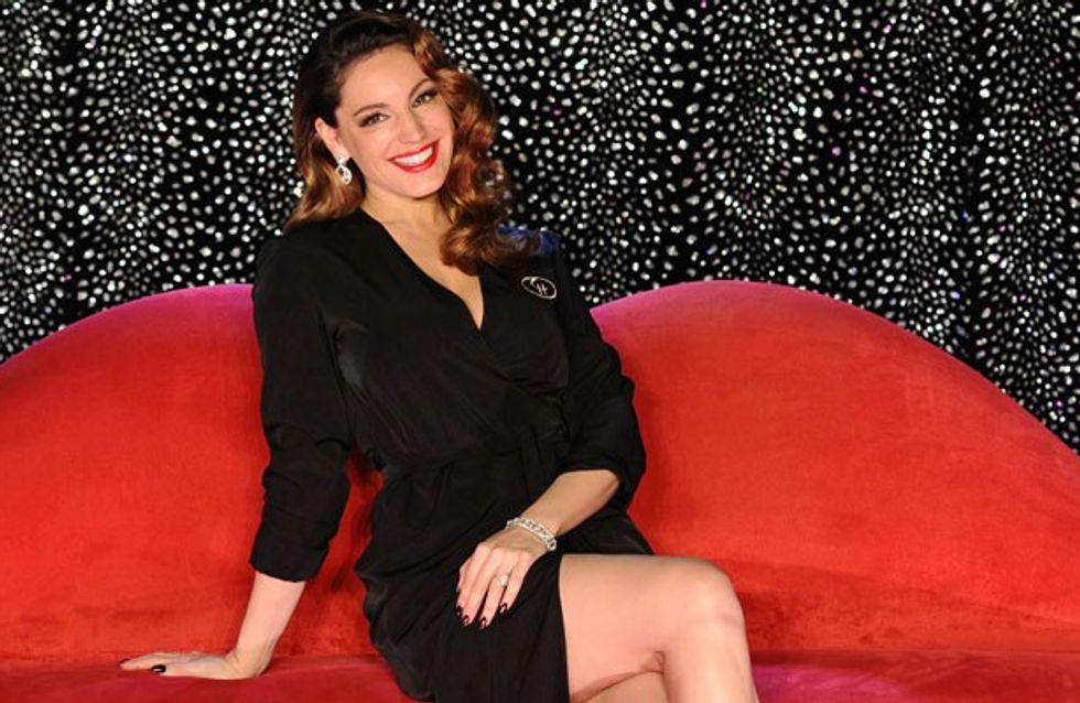 Kelly Brook reveals why she turned down I'm A Celebrity to star in sexy naked cabaret show