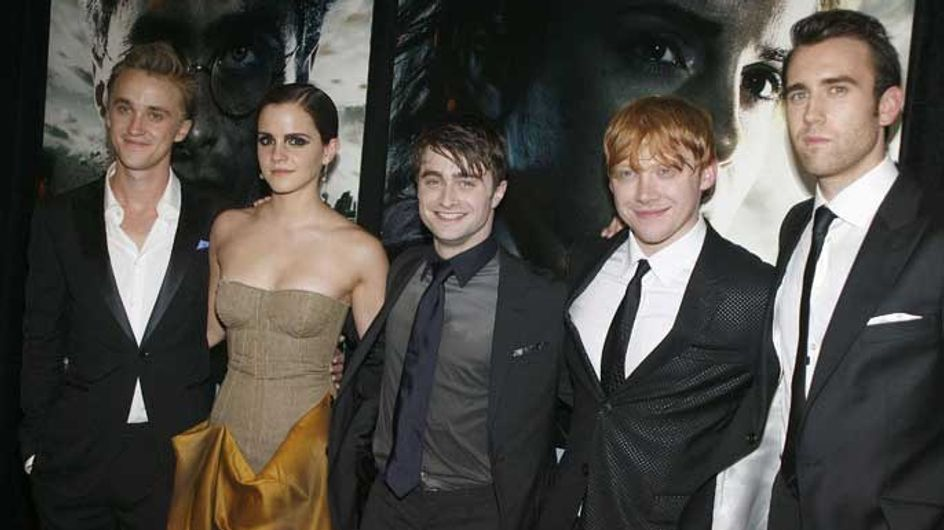 Harry Potter star hints at former romance with Emma Watson