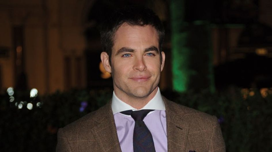Chris Pine interview: Rise Of The Guardians star talks loneliness and being lucky