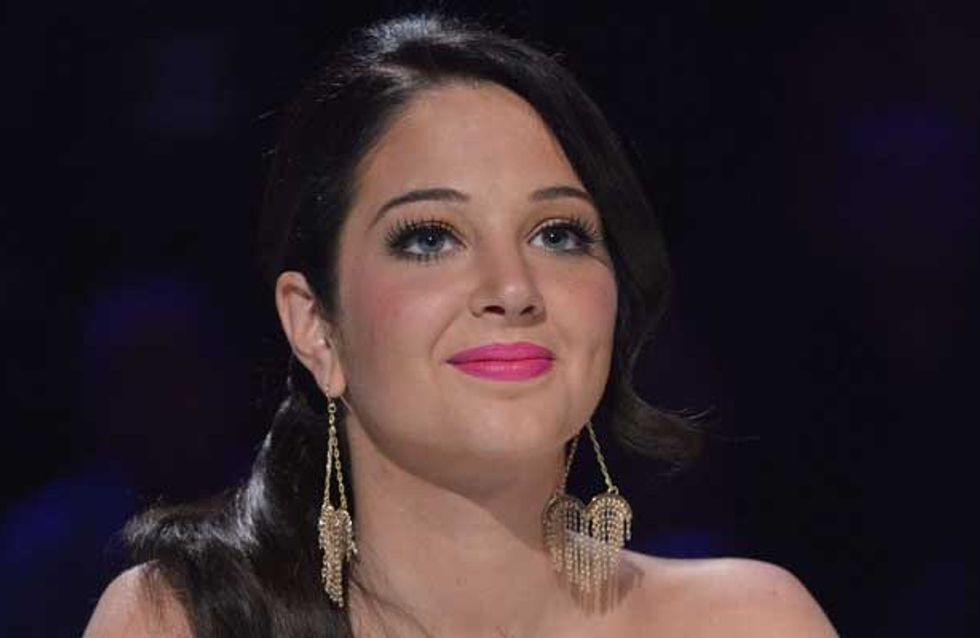 Tulisa slams claims shes a WAG after Louis Walsh teases