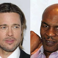 Mike Tyson claims he walked in on ex-wife having sex with Brad Pitt