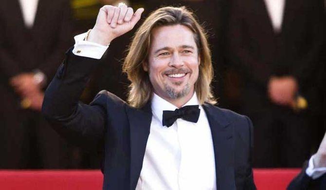 Brad Pitt stag do