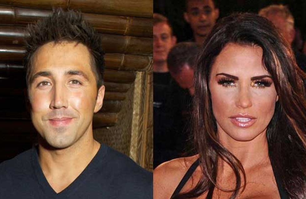 Katie Price secretly dating Charlotte Church's ex Gavin Henson
