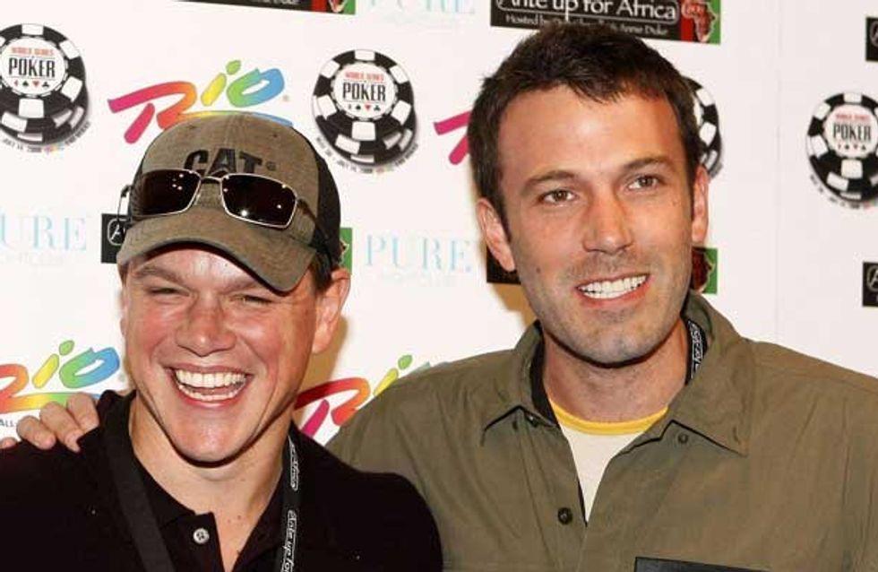 Matt Damon finally opens up about gay romance with Ben Affleck