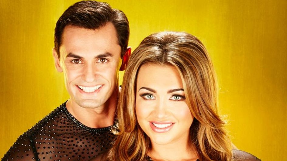 "Dancing On Ice 2013: Lauren Goodger ""warned by show bosses"" after bad behaviour"