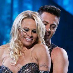 Pamela Anderson dumps toyboy for Dancing on Ice partner Matt Evers