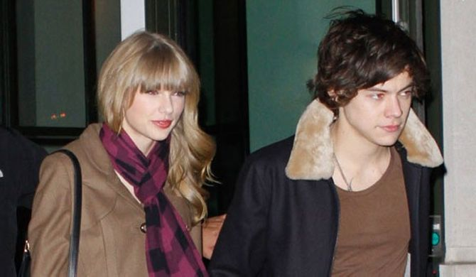 Harry Styles and Taylor