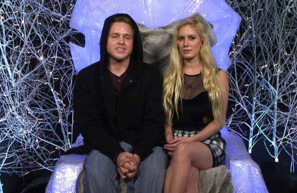 CBB 2013: Heidi Montag slams Lacey for showering naked in front of Spencer