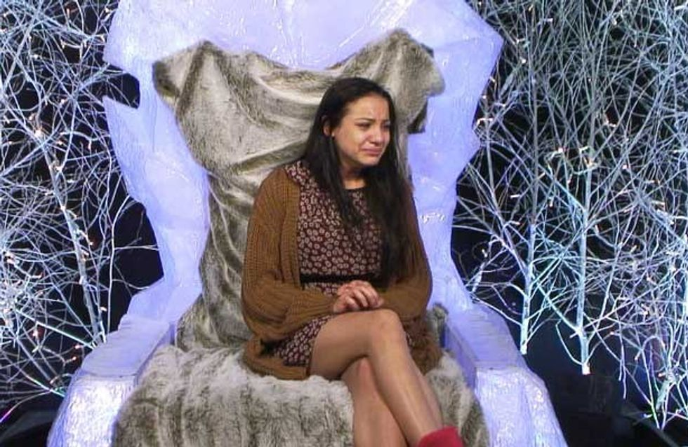 CBB 2013: Lacey Banghard evicted as all the housemates face nomination punishment