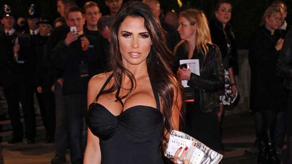 Katie Price claims she was asked if she was a porn star at wedding hotel