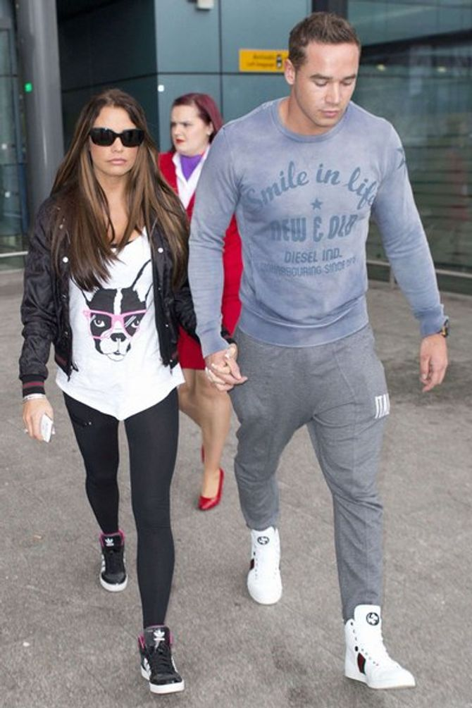 Alex Reid writes warning letter to Katie Price's new husband Kieran Hayler