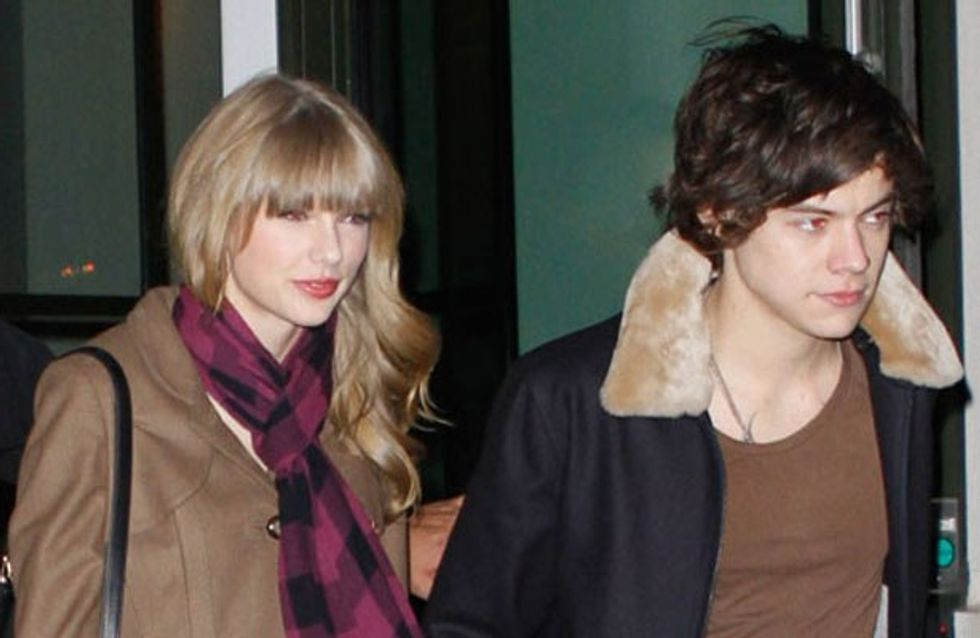 Harry Styles and Taylor Swift caught up in shocking sex tape allegations