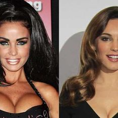 Katie Price labels Kelly Brook a heffer after post-split weight gain