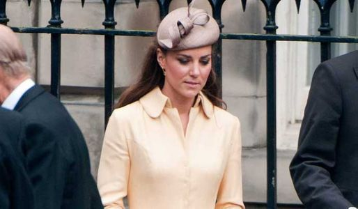 Kate Middleton order of the thistle