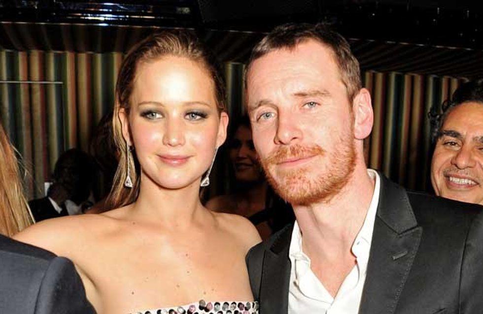 Is Jennifer Lawrence dating Michael Fassbender?