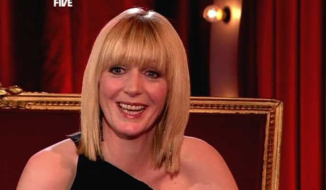 "Yvette Fielding in hiding after Harry Styles ""text pest"" allegations"