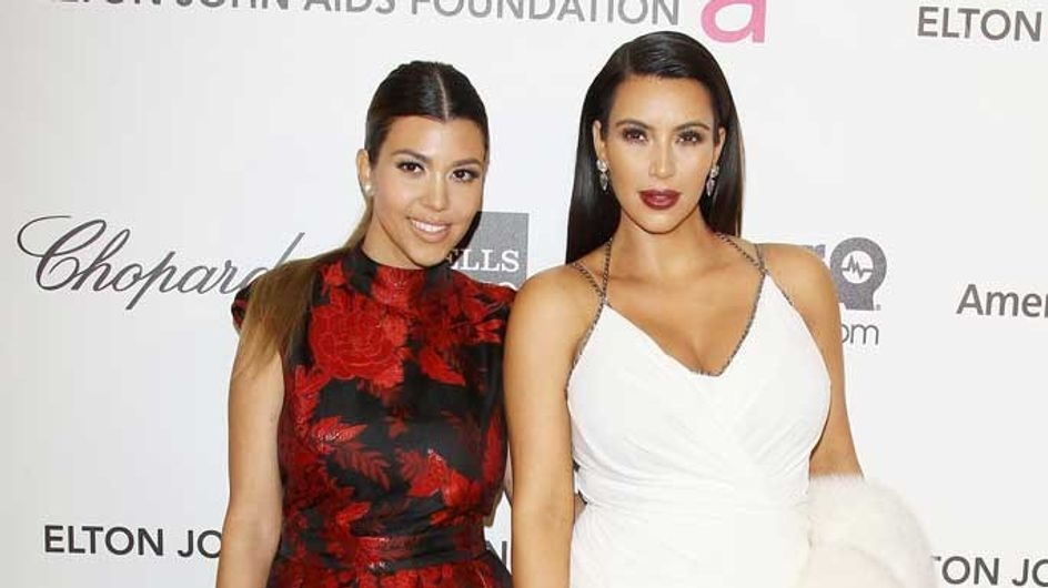 """The Kardashian sisters play X-rated crotch """"smell-off"""" game on reality show"""