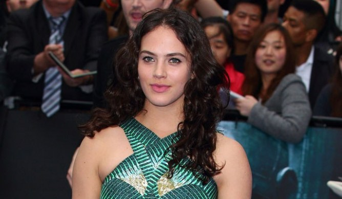 Ex Downton Abbey star Jessica Brown Findlay regrets topless flash in film debut