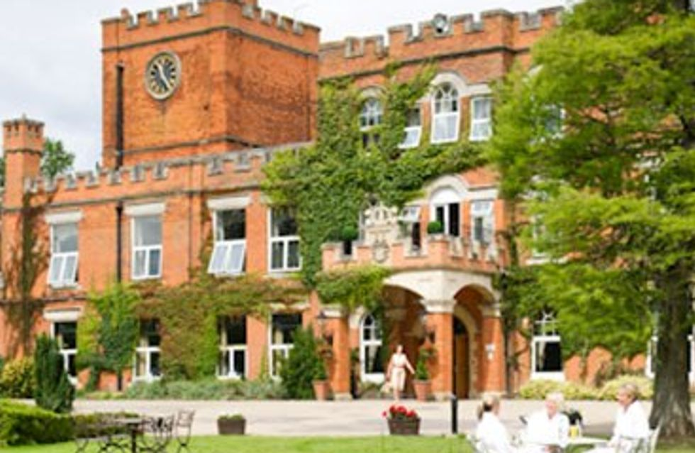 Win! A Ragdale Hall pampering Spa experience day for two!