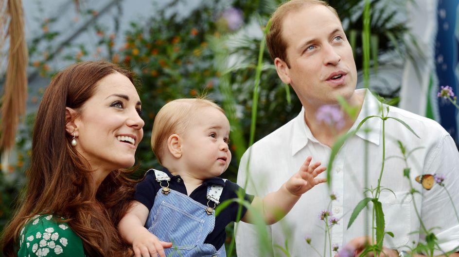 Tanti auguri George! Guarda le foto più belle del primo anno di vita del figlio di William e Kate