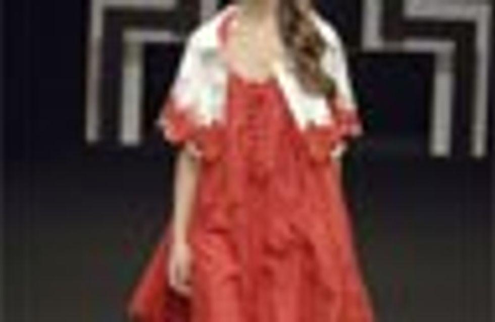 La mode chinoise ouvre la Fashion Week de Paris