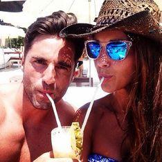 Los 8 años de amor de Paula Echevarría y Bustamante vía Instagram