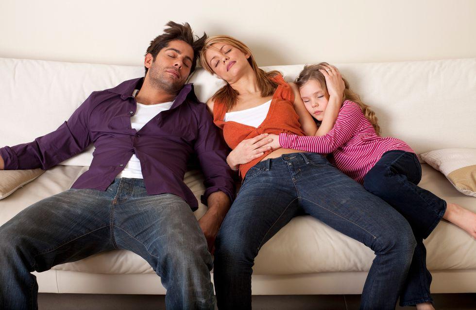 An den Schlafentzug gewöhnt man sich? Von wegen! Die 7 größten Lügen übers Elternsein