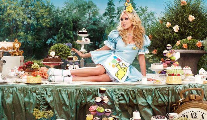 Jorgie Porter Alice in Wonderland