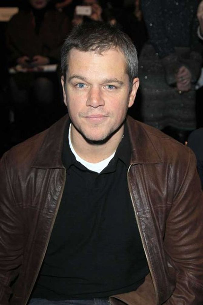 "Matt Damon finally opens up about ""gay romance"" with Ben Affleck"