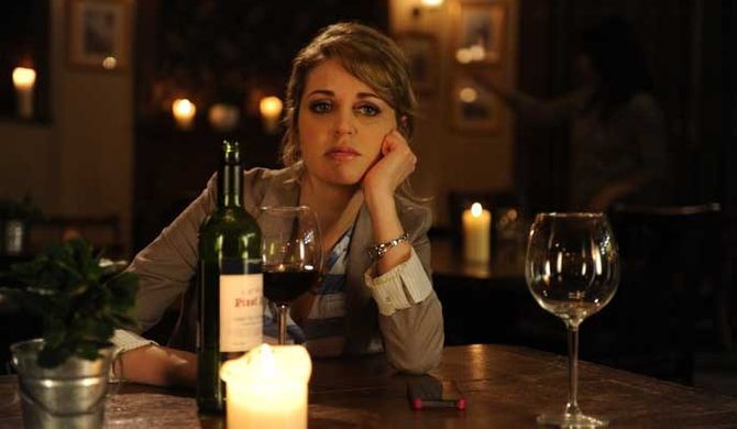 Threesome's Amy Huberman talks famous mates and on-set shenanigans with sofeminine