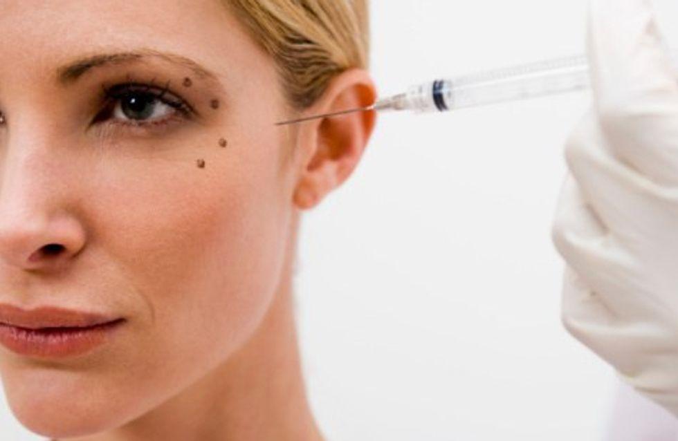Des injections de collagène contre les rides