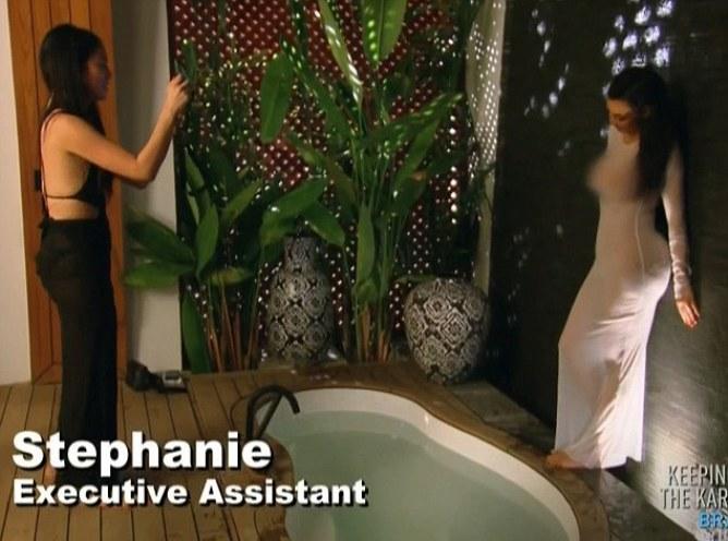 Kim Kardashian en Thaïlande