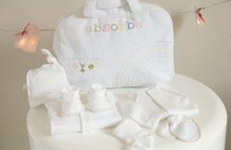 Une valise Absorba pour les premières heures de bébé