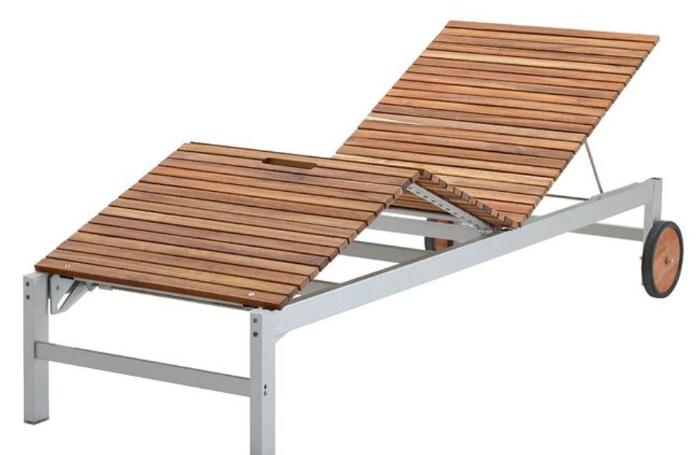 Entretenir son mobilier extérieur