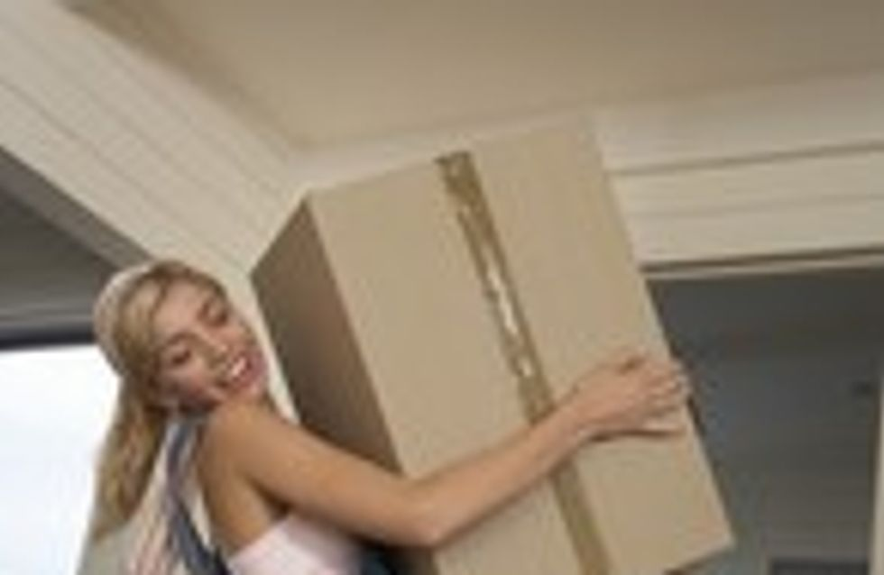 C'est décidé, je déménage moi-même !