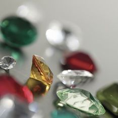 Les pierres précieuses prédisent l'avenir