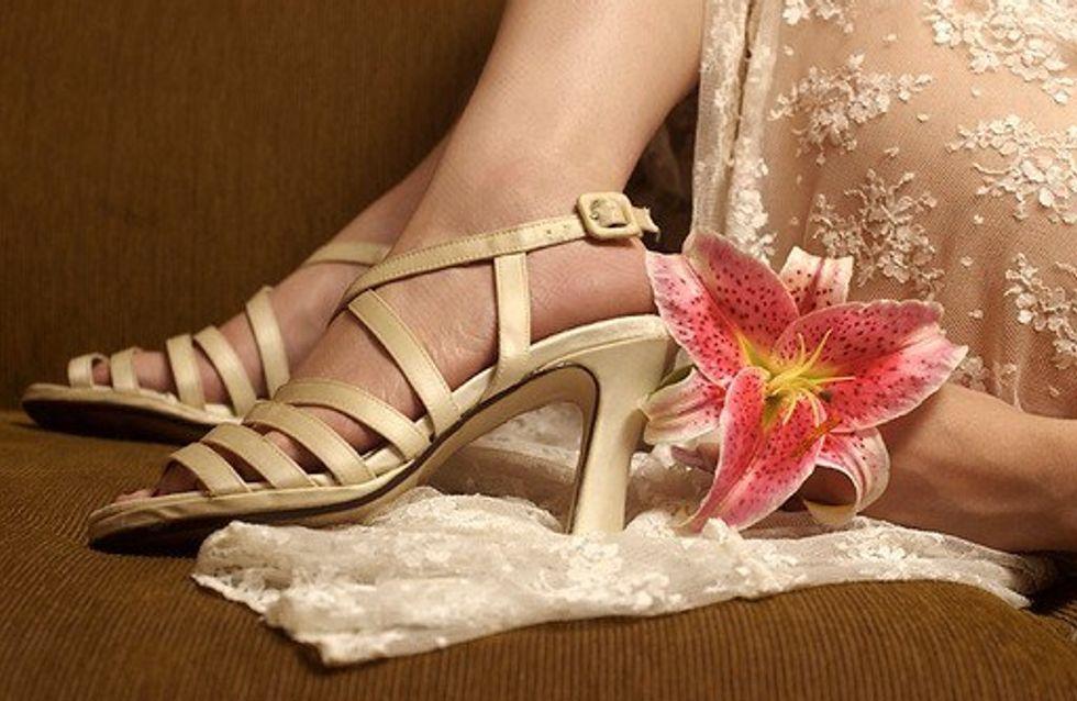 Quelles chaussures pour se marier ?
