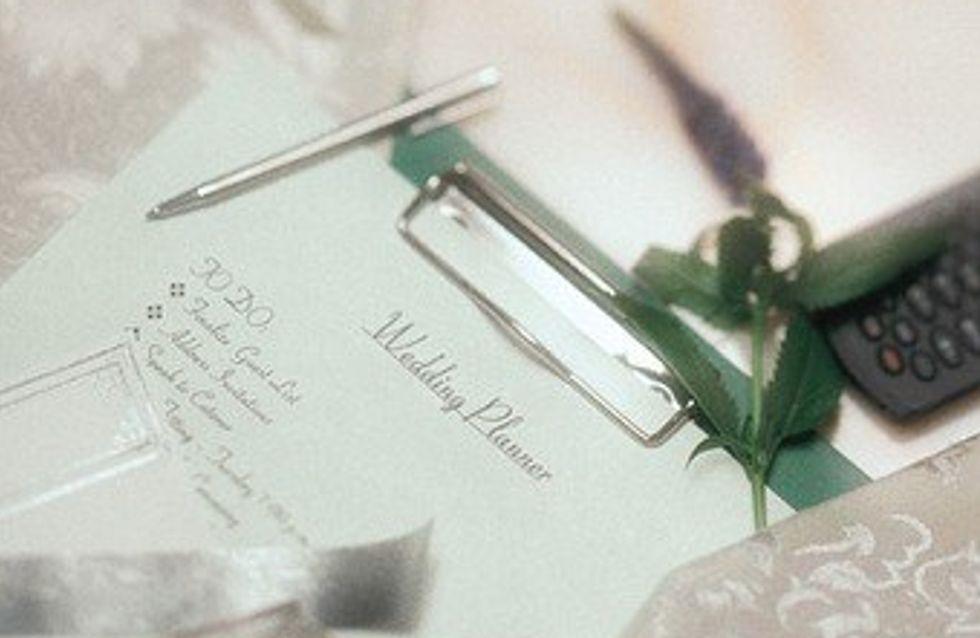 Ce que fait un wedding planner